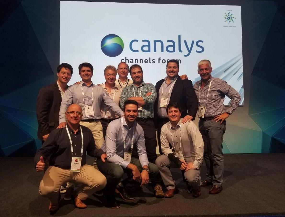 Allytech en Canalys Forum