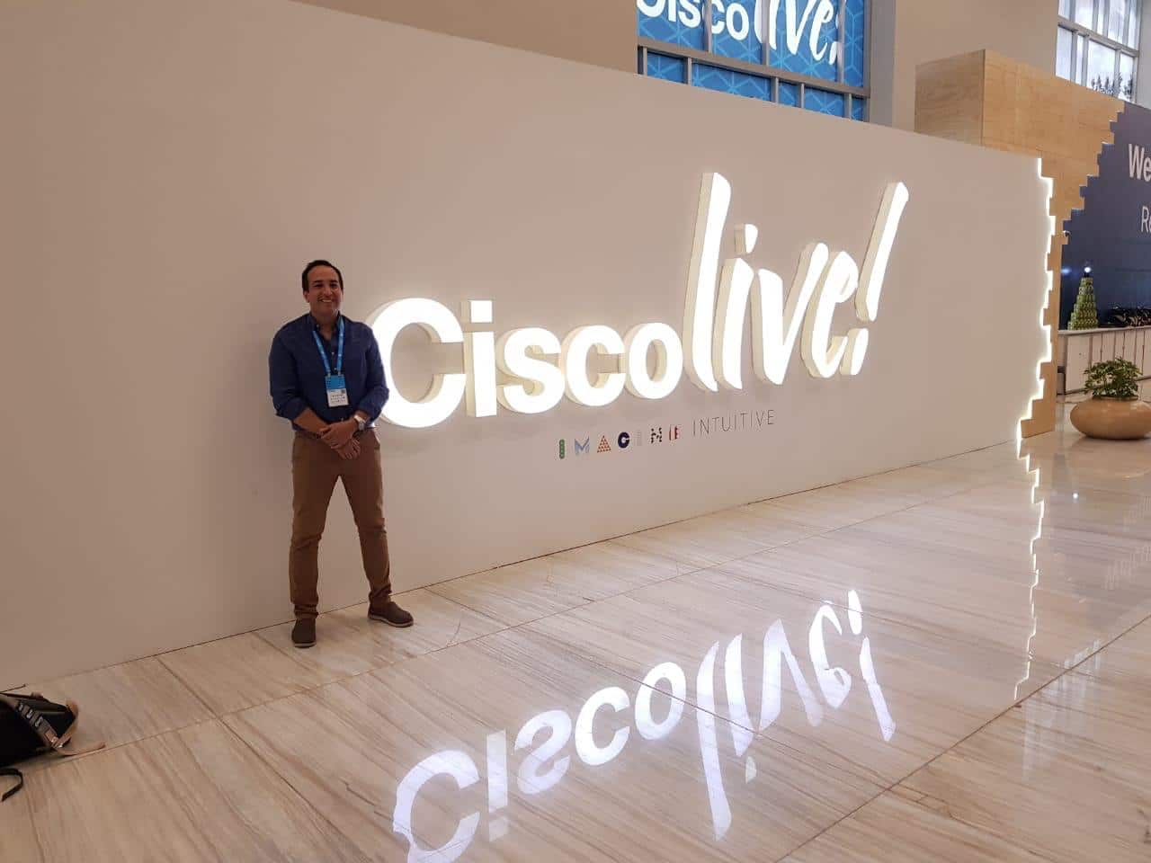 Allytech en el Cisco Live de Cancún